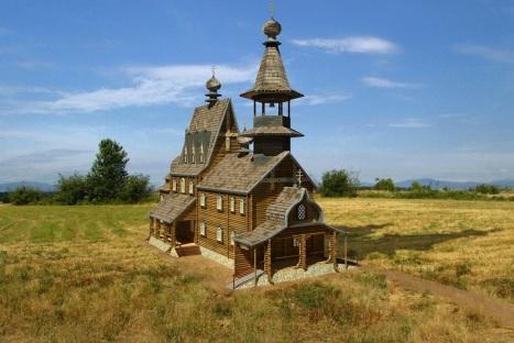 Проект православного храма в Тронхейме