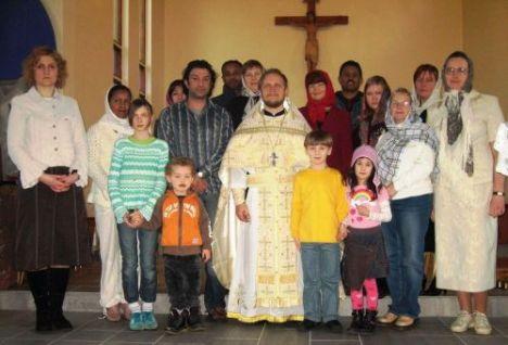 Община верующих в Олесунде (осень 2008г.)