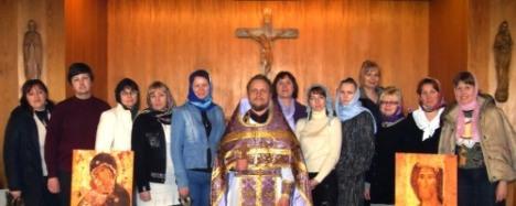 Православная община в Молде