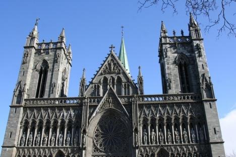 Кафедральный собор Нидарос - символ Тронхейма