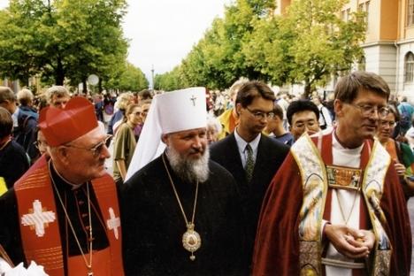 Тронхейм 1997