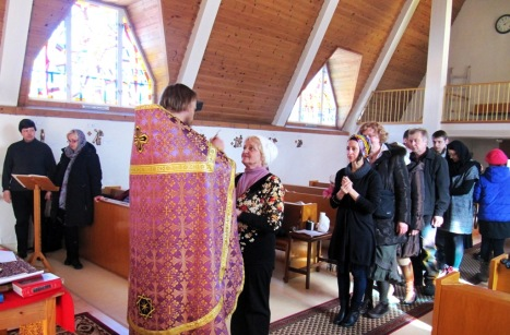 Соборование в Кристиансунде