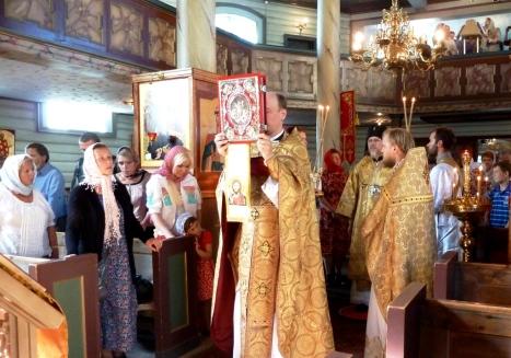 Божественная литургия в день святого короля Олава в Тронхейме