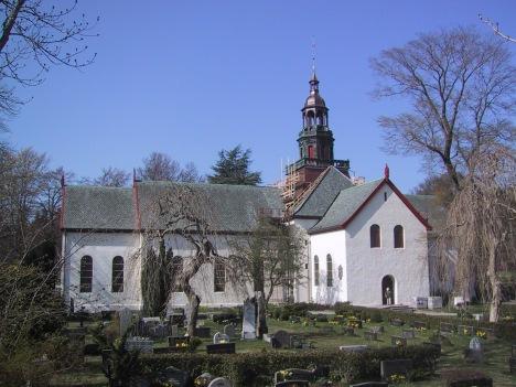 Borgund kirke i Ålesund