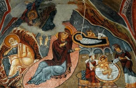ikona Rogdestva Xristova