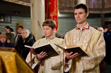 Апостольское чтение в праздник Рождества Христова