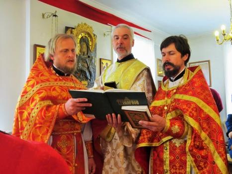 Соборное величание святителя Николая Чудотворца