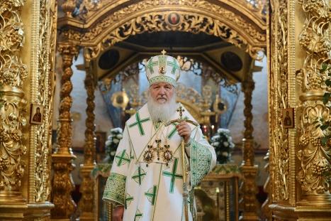 patriarx Kirill