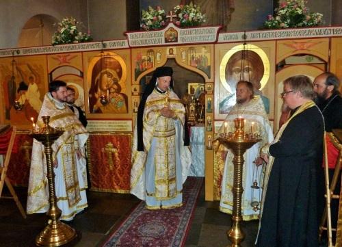 Приветственное слово игумена Климента в день праздника
