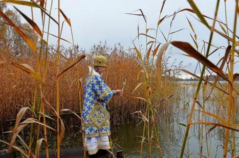 Освящение вод Финского залива