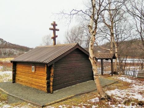 Православная часовня святого Георгия в Нейдене