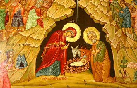 икона Рождества