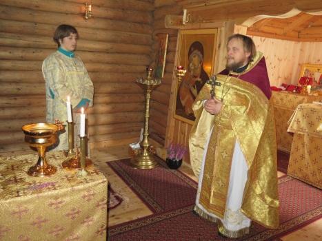 Проповедь о празднике Крещения Господня
