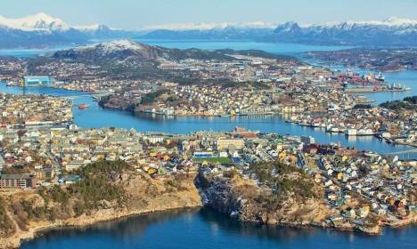 Kristiansund fire øyer (2)