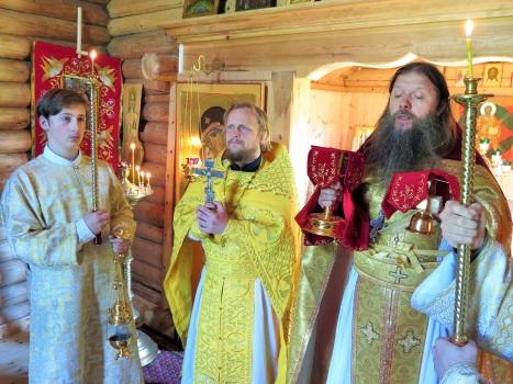 Божественная литургия в Стиклестаде 21 июня