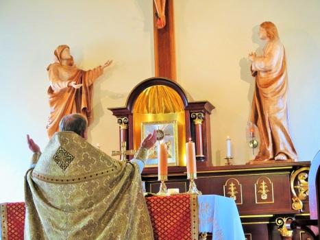 Господи, ниспосли Духа Твоего Святаго на нас!