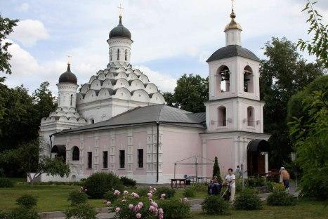 Храм Живоначальной Троицы в Хорошево