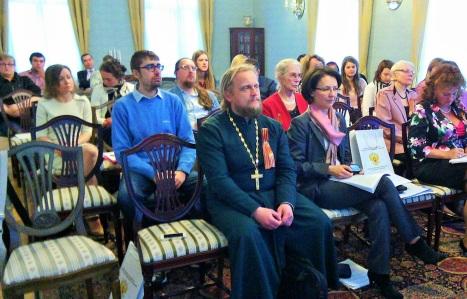 Участники ежегодной встречи соотечественников в Норвегии