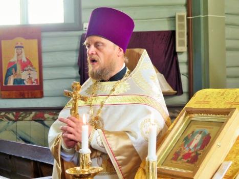 Проповедь настоятеля в день великого праздника