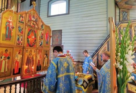 Молитвы на Божественной литургии