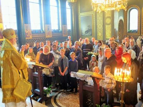 Проповедь архиепископа Марка о житии святого князя Александра