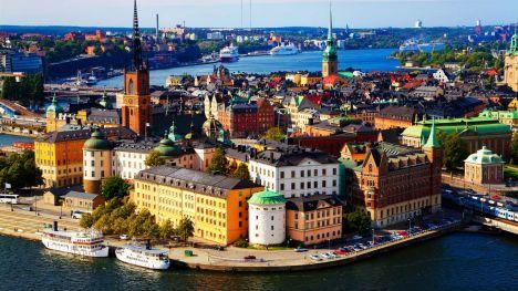 Стокгольм - старый город