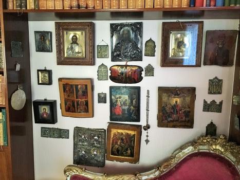 Собрание икон в Рингве музее в Тронхейме