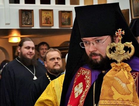 Его преосвященство Антоний, епископ Богородский