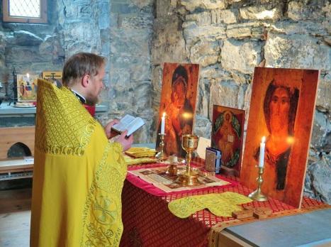 Молитвы Евхаристического канона