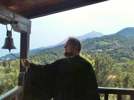 Кокольный звон под сенью святой горы Афон