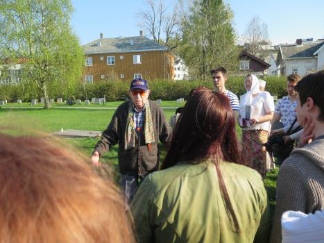 Рассказ ветерана о Великой Отечественной войне