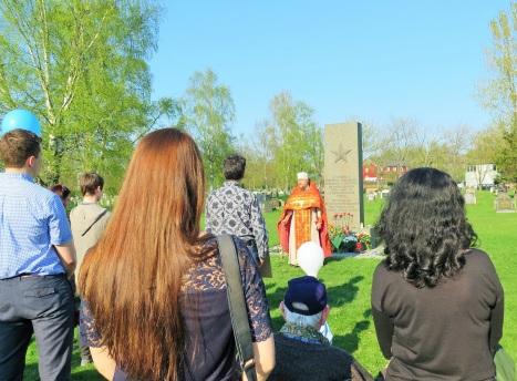 Слово священника о Дне Великой Победы