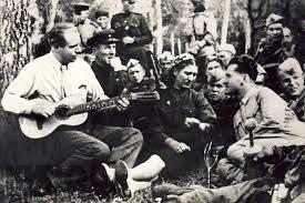 Историческая фотография времен Великой Отечественной войны