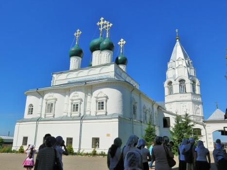 Никитский монастырь Переславля-Залесского