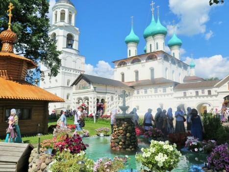 Толгский женский монастырь Ярославской области