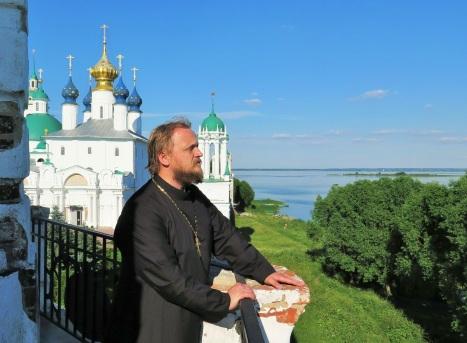 Свято-Яковлевский Димитровский монастырь Ростова