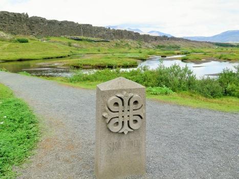 Тингвеллир в Исландии