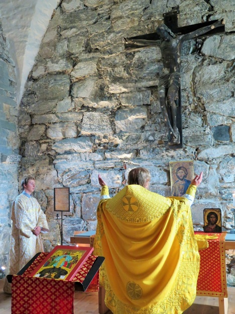 Молитва о ниспослании Святого Духа