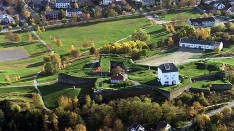 Форт Тронхейма - Kristiansen festning