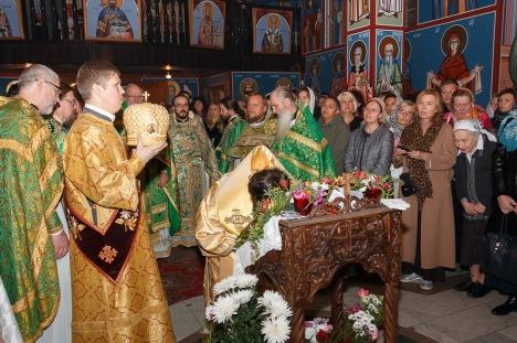 Величание преподобного Сергия Радонежского