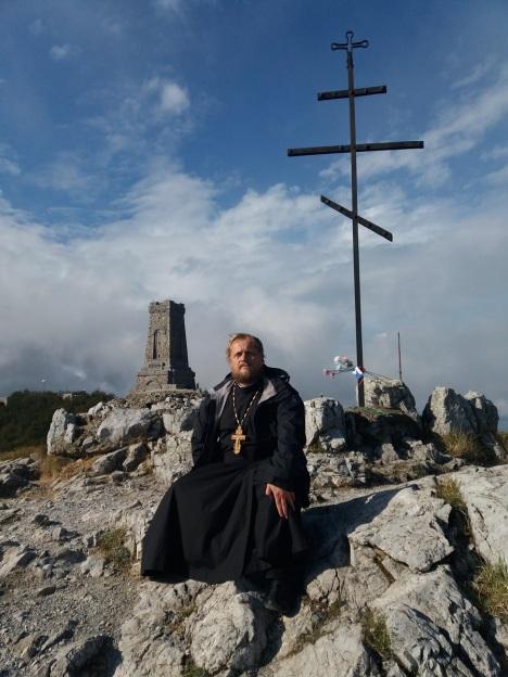 Крест на Шипке