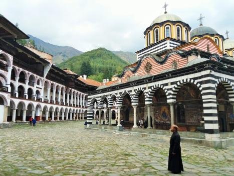 Болгарский монастырь святого Иоанна Рыльского