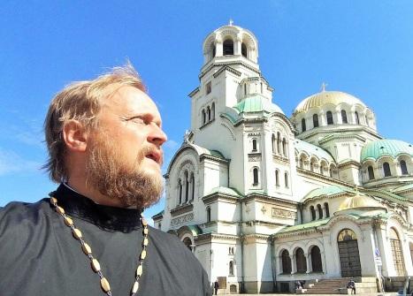 Храм святого Александра Невского в Софии