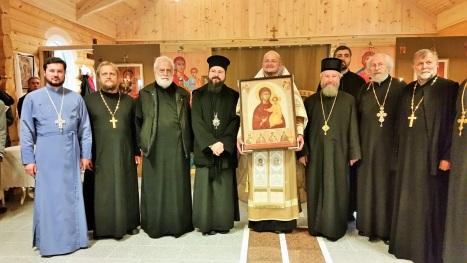 Собор русского, сербского и румынского духовенства