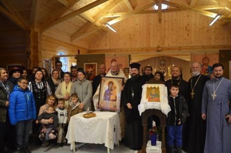 Общее фото с румынской общиной Кристиансанда