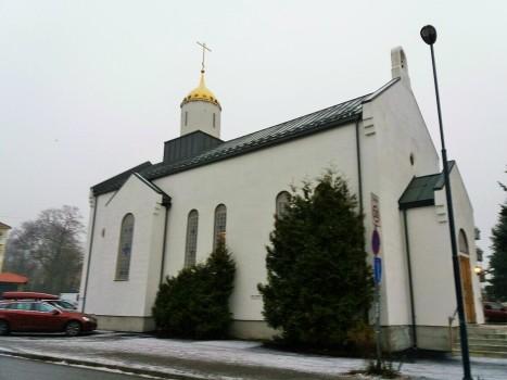 Никольский храм в Осло