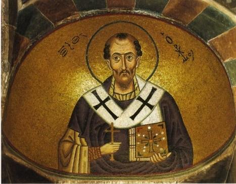 Храмовая икона святителя Иоанна Златоуста