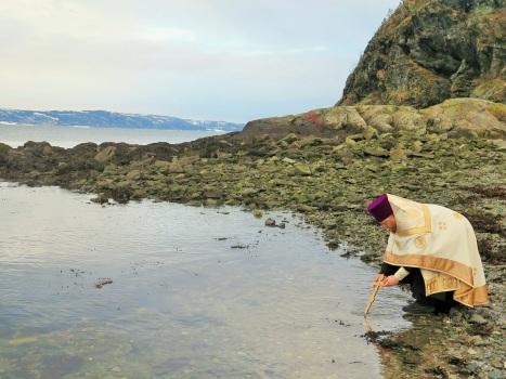 Освящение морской стихии Тронхеймского фьорда