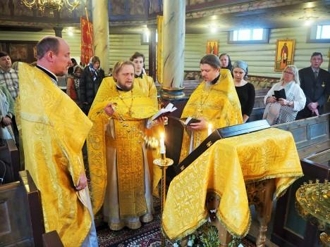 Величание святой княгине Анне Новгородской