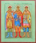 tri korolja olav vladimirjaroslav